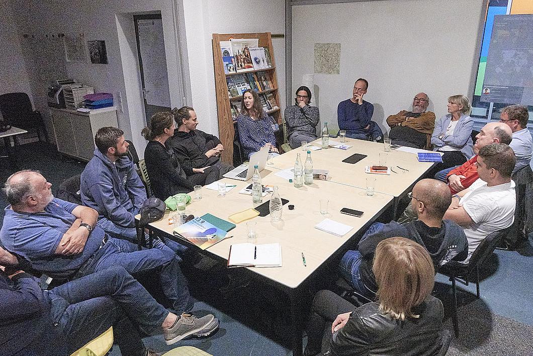 Treffen des Stadtverbands