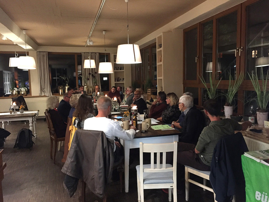 Grünen Salon – Braucht Wohlstand permanentes Wachstum?