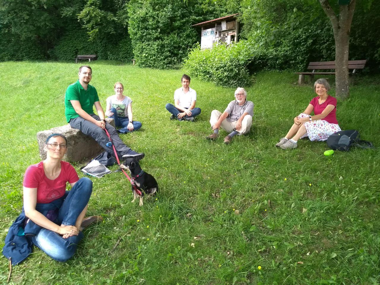 Treffen der Grünen Petersberg