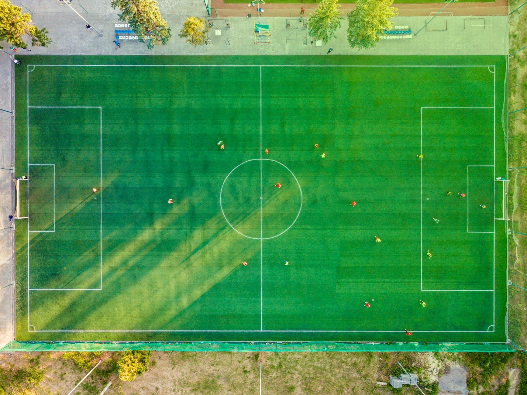 Heimat für den SV Aschenberg United! Bekommt der Fußballverein einen eigenen Sportplatz?
