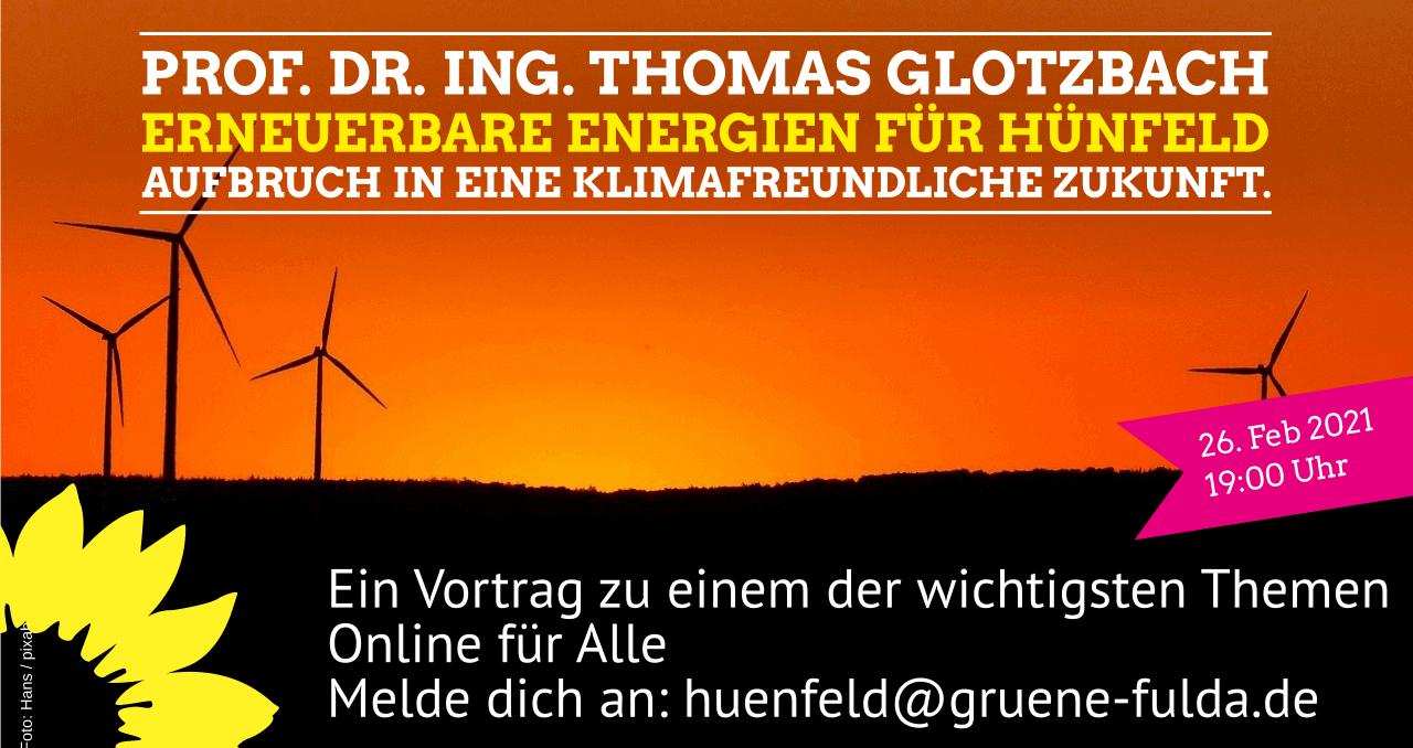 Erneuerbare Energien für Hünfeld