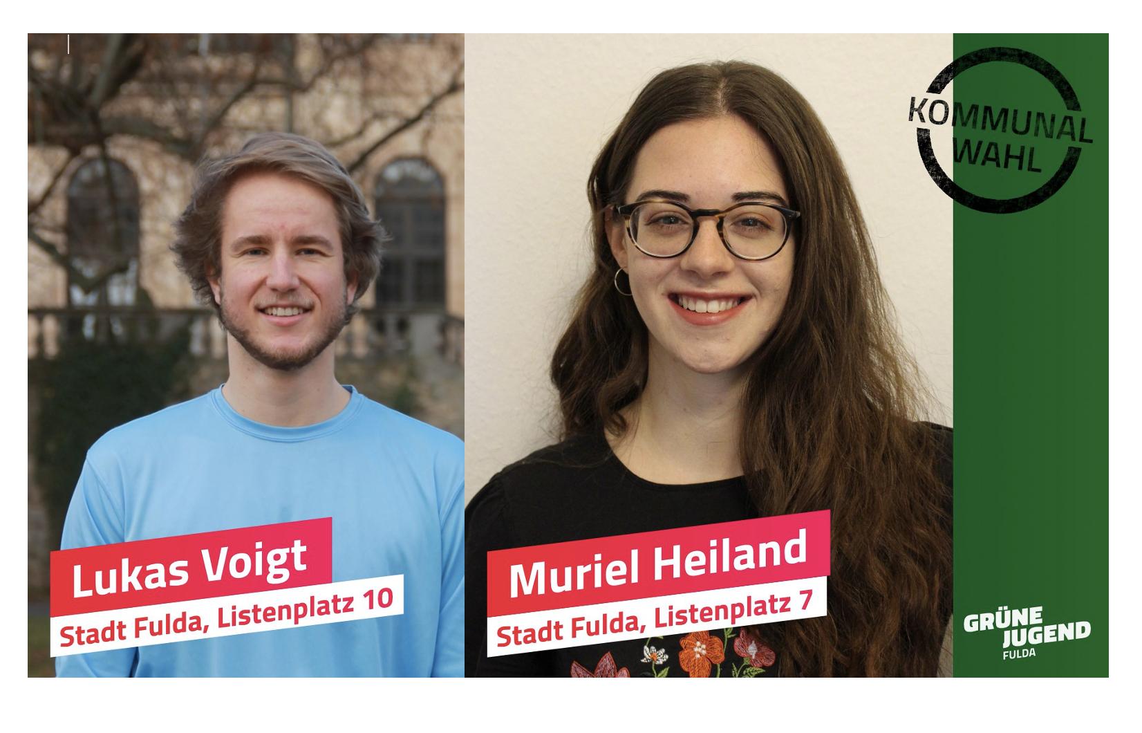 Grüne Jugend ins Stadtparlament!