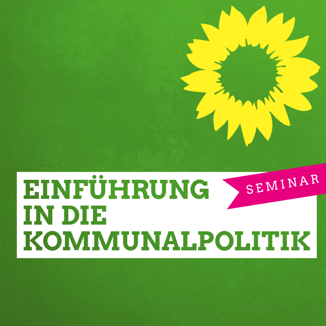 Seminar: Einführung in die Kommunalpolitik