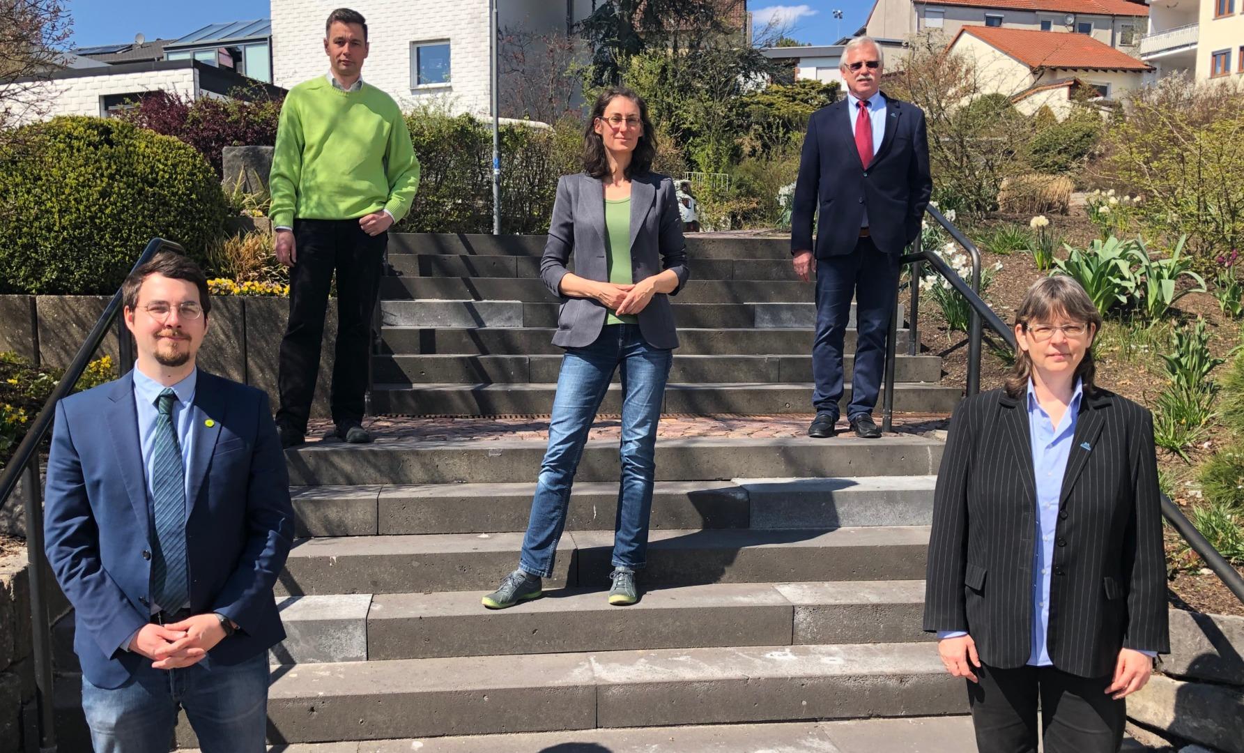 Grüne und CDU bilden Koalition in Petersberg