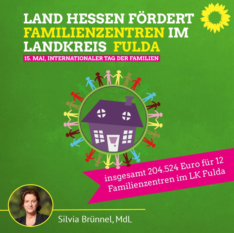 Land Hessen fördert Familienzentren im Landkreis Fulda