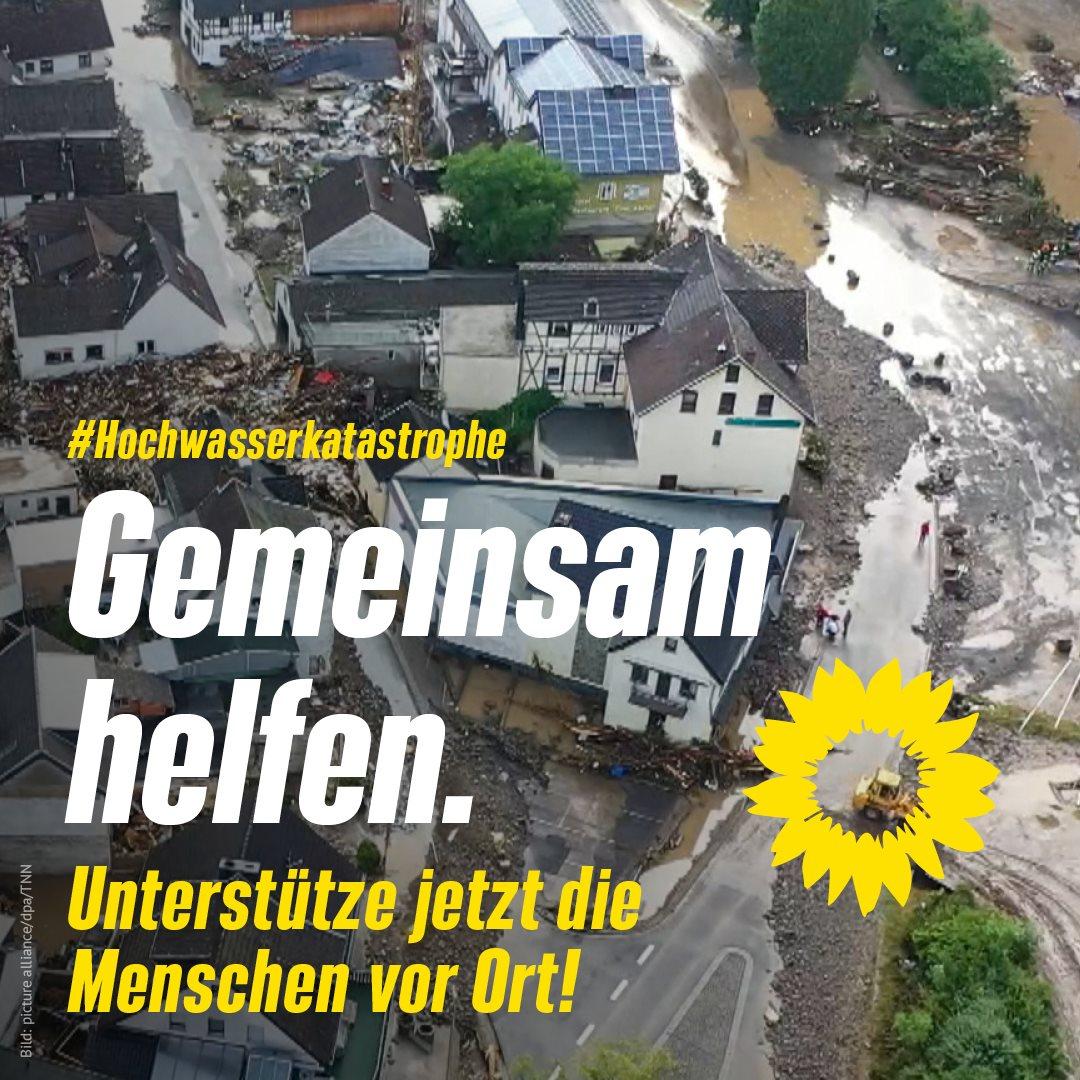 #Hochwasserkatastrophe